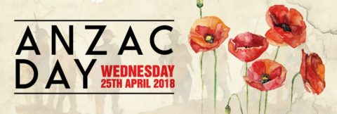 ANZAC Day Family Events Guide 2018