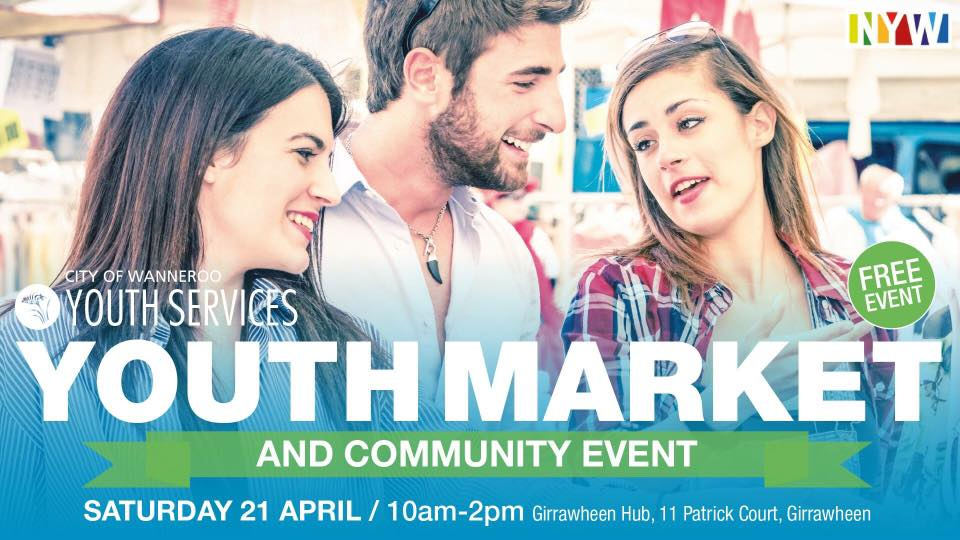 Youth and Community Market
