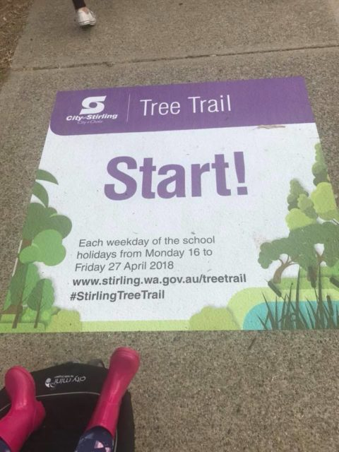 City of Stirling's Tree Trail