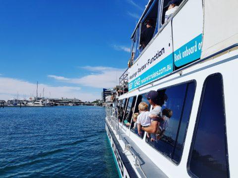 Mandurah Cruises – Kids Cruise FREE