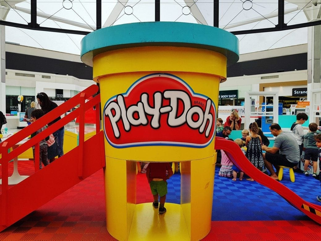 Play-Doh Immersive Zone, Lakeside Joondalup