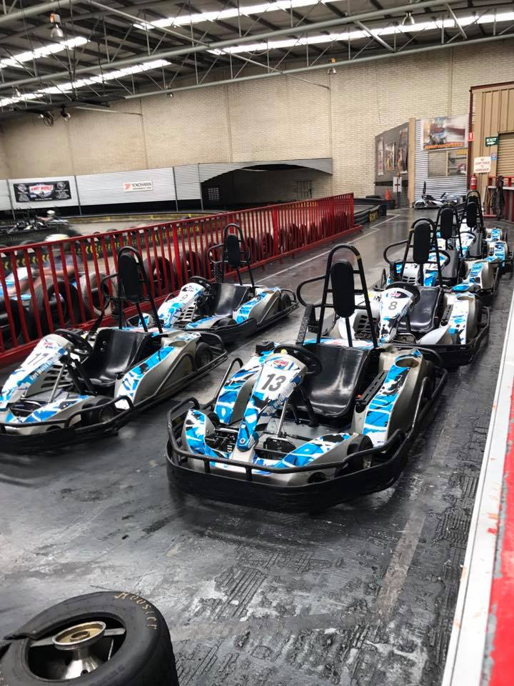 Kart World, Belmont