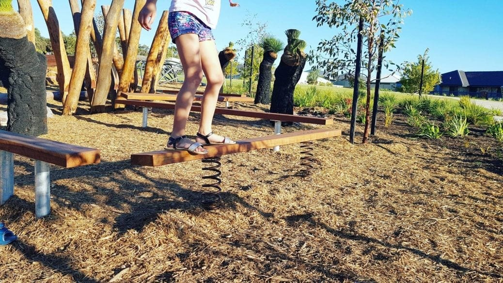 Wandi Playing Fields Playground