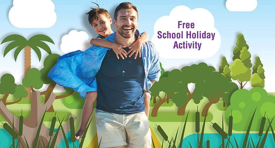 Free holiday activity - Tree Trail