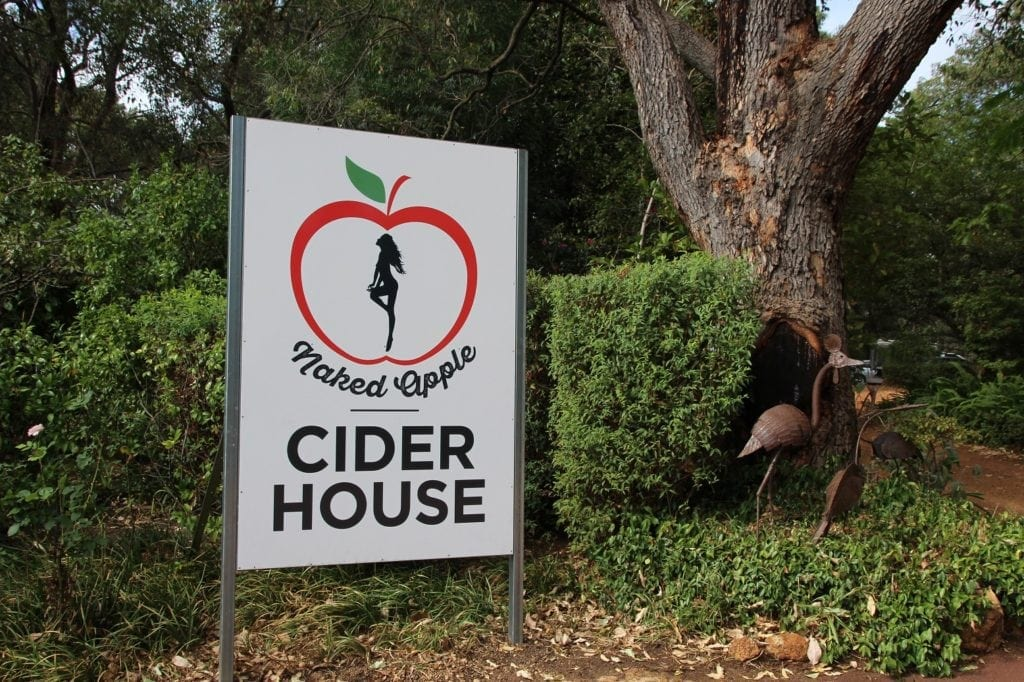 Naked Apple Cider House, Karragullen