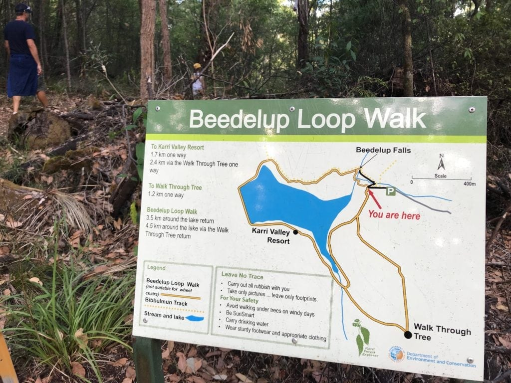 beedelup loop walk