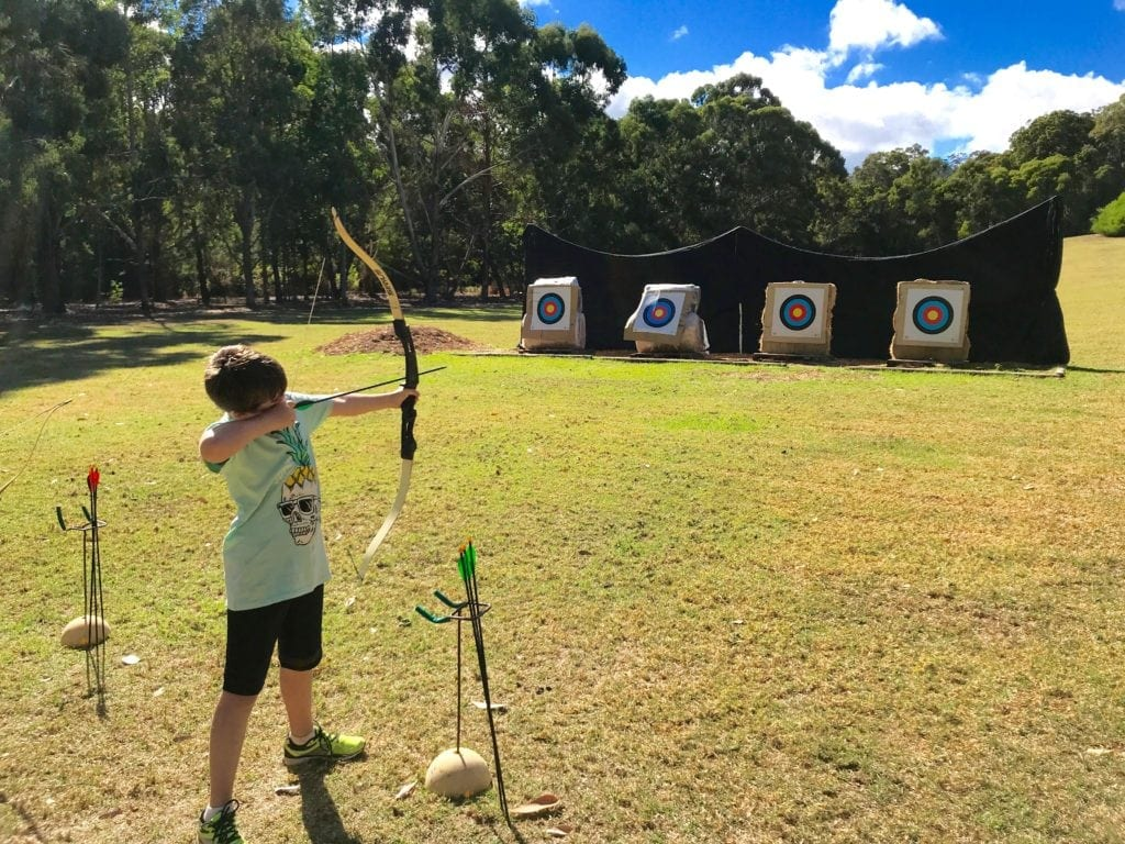 karri valley archery