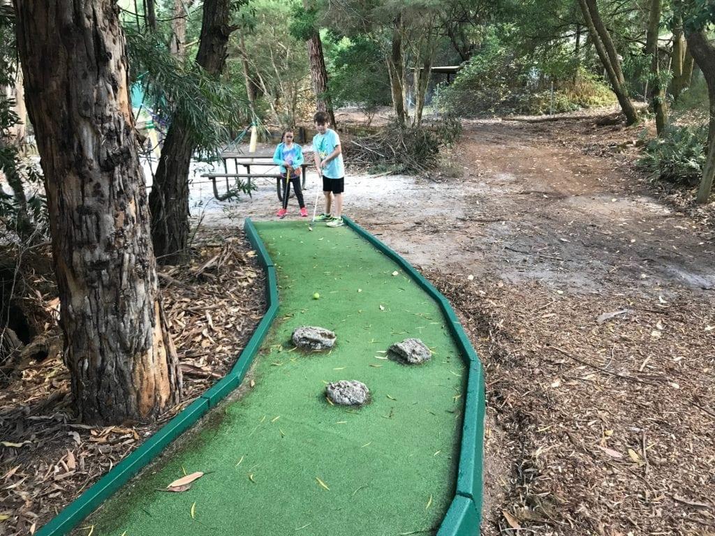 karri valley mini golf