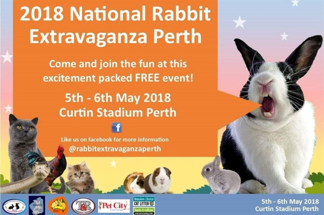 Rabbit Extravaganza Perth 2018