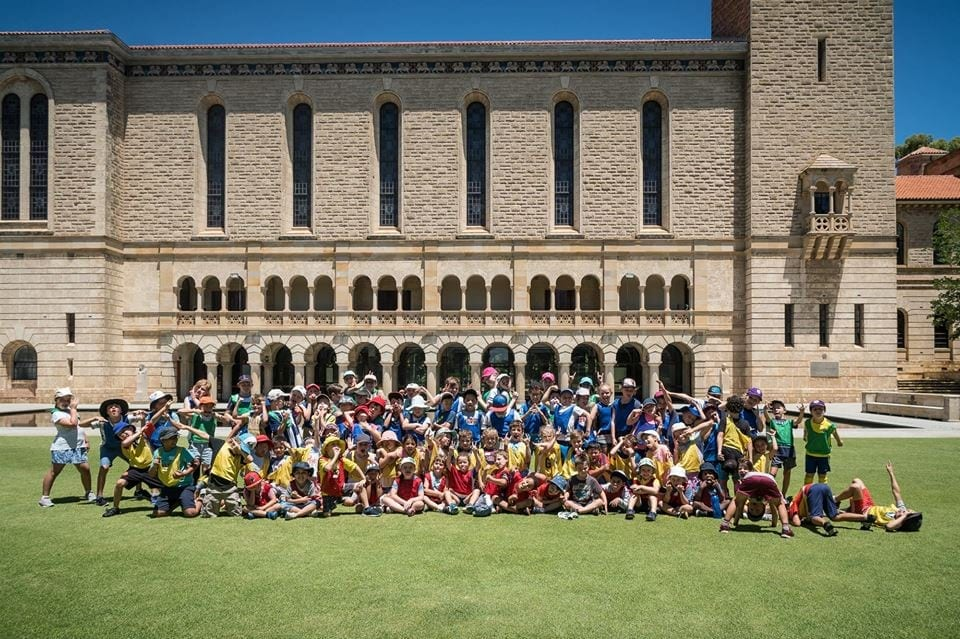 UWA Kids Holiday Program