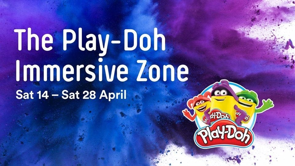 The Play-Doh Immersive Zone