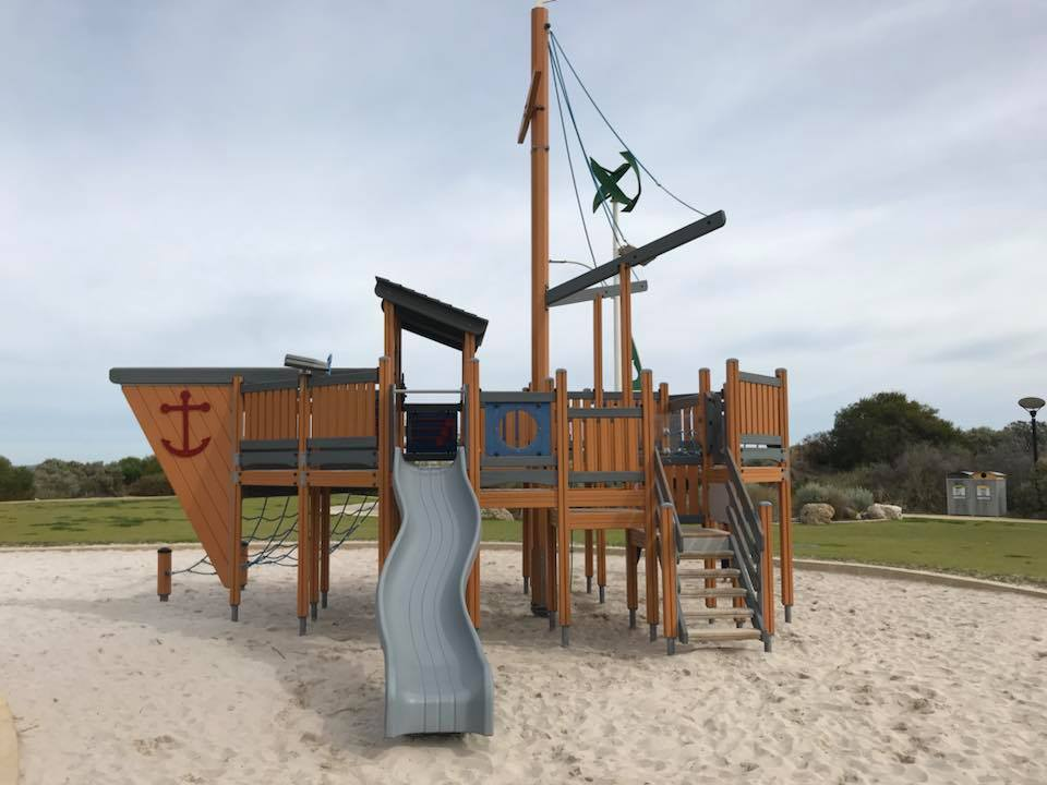 Coogee Beach Playground, Munster