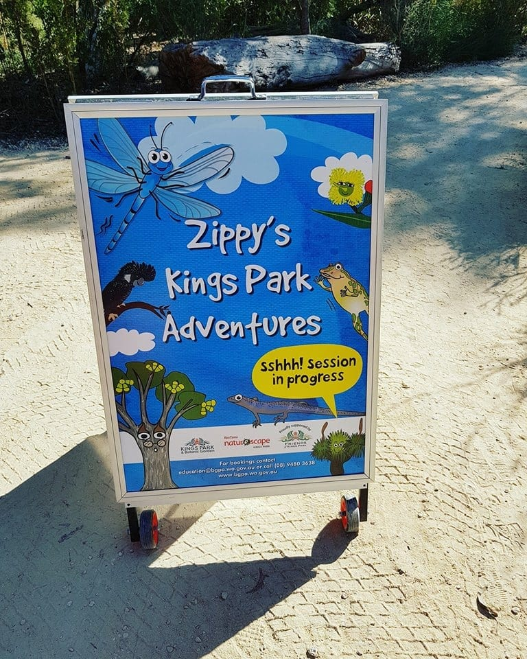 Zippy's Kings Park Adventures