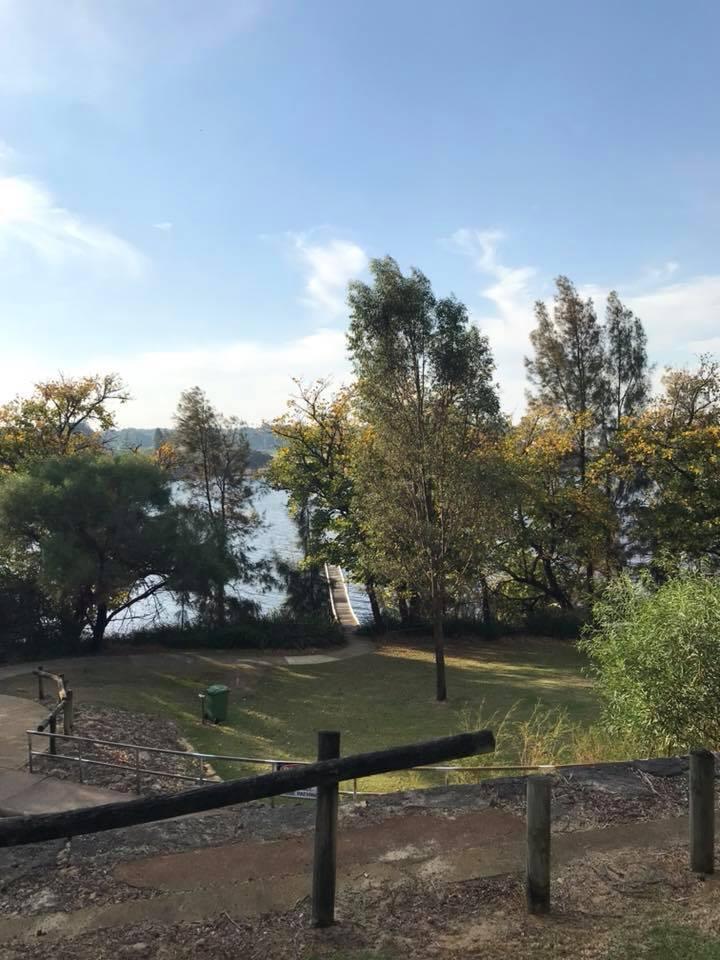 Cracknell Park, Rivervale