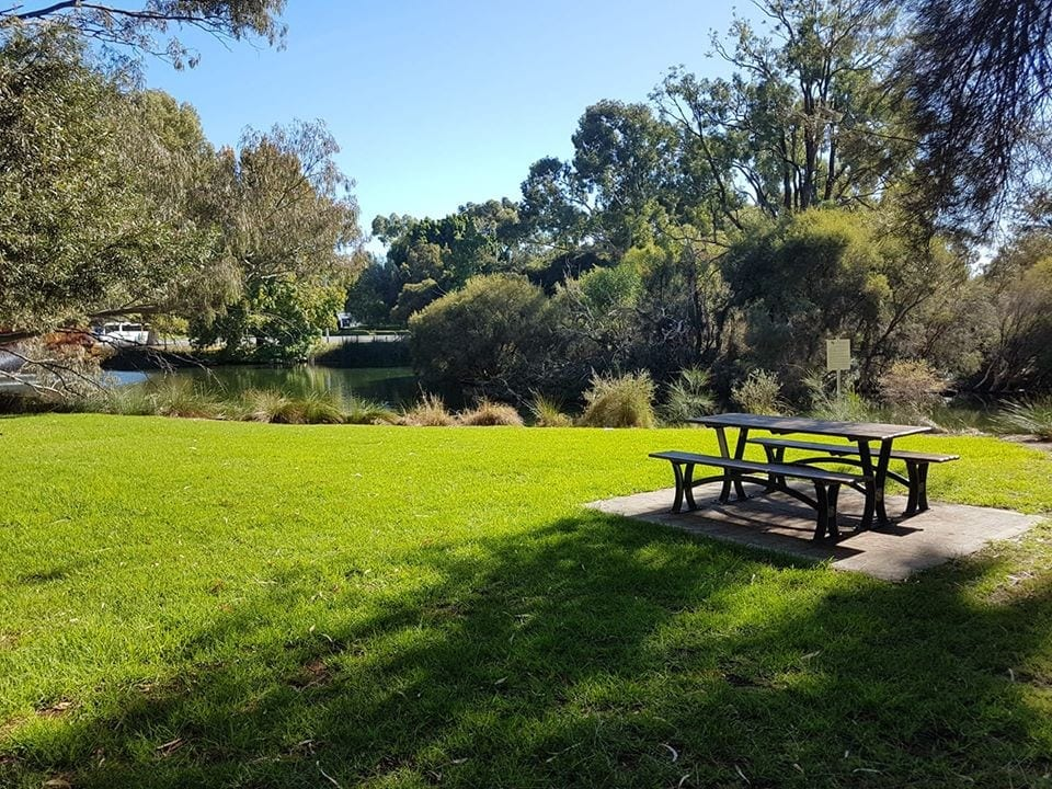 G.O. Edwards Park, Burswood