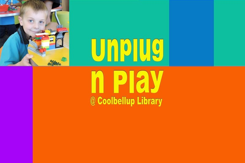 UNPLUG 'N' PLAY @ COOLBELLUP