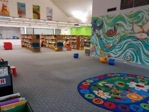 Riverton Library, Riverton