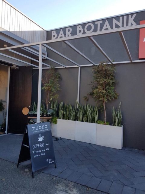 Bar Botanik, North Perth