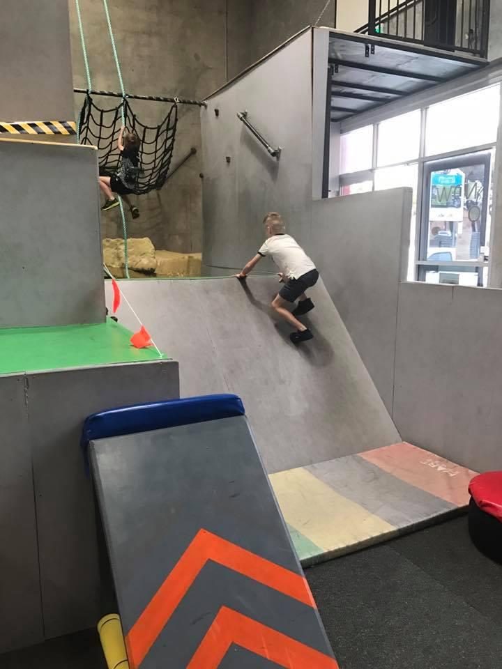 Just Jump – Ninja Course Day School Holidays