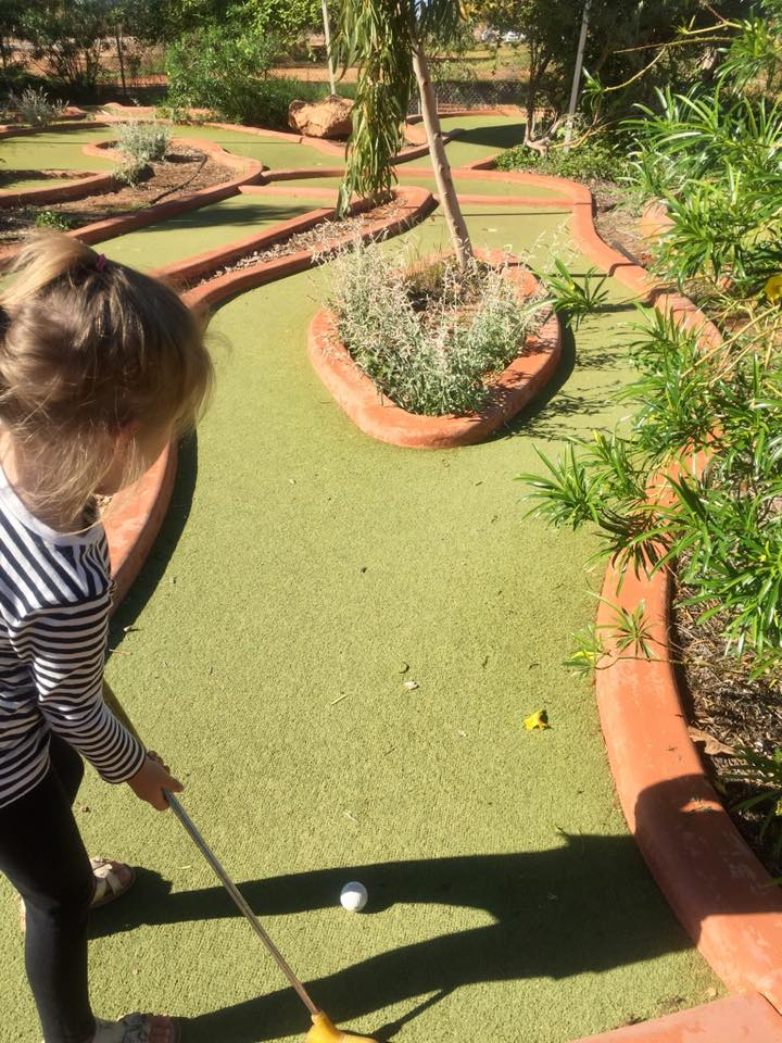 Exmouth Mini Golf