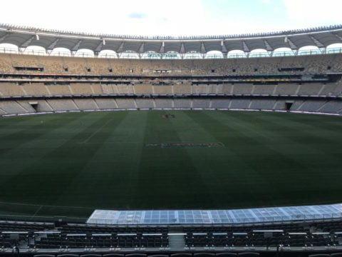 Optus Stadium Tour