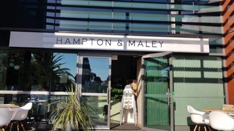 Hampton & Maley, Victoria Park