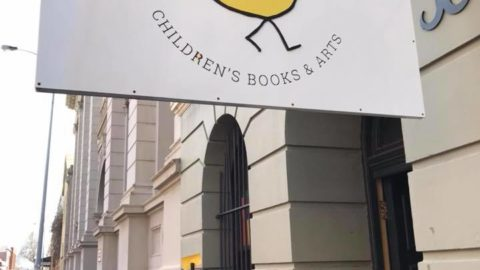 Paper Bird Children's Books and Arts, Fremantle