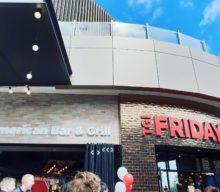 TGI Fridays, Westfield Carousel