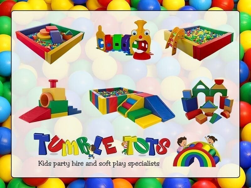 Tumble Tots Party Hire - Buggybuddys Guide