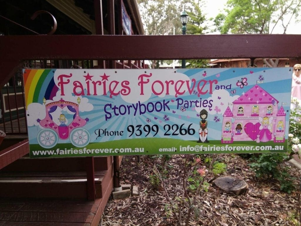 Fairies Forever, Armadale