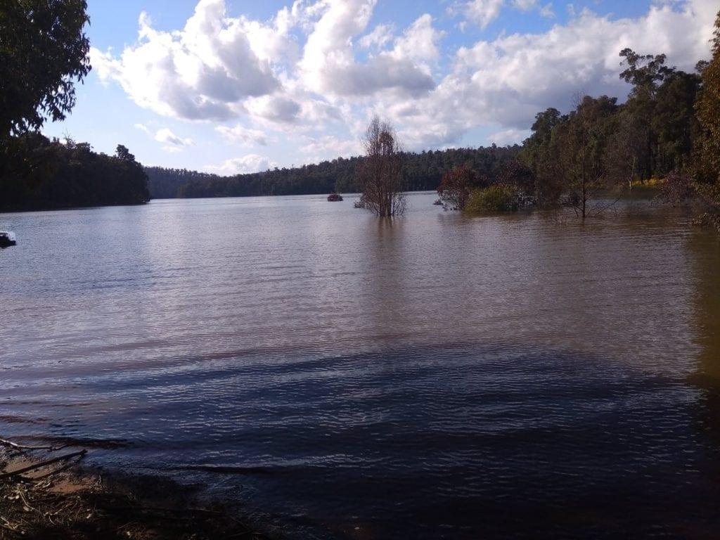Waroona Dam, Lake Navarino
