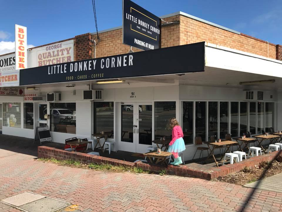 Little Donkey Corner, Tuart Hill