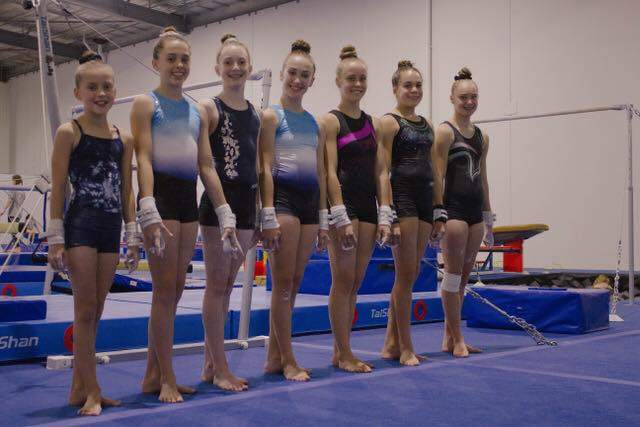 The Academy of Gymnastics, Butler