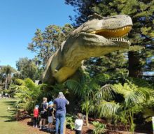 Zoorassic Park at Perth Zoo