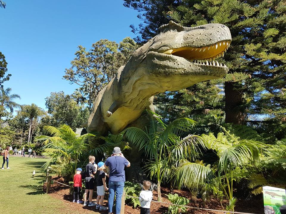 Zoorasic Park Perth Zoo