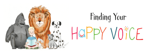 Book Launch – Finding Your Happy Voice