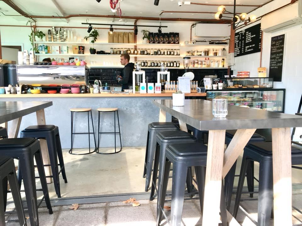 Steamlab: Coffee and Tea Specialist, Applecross