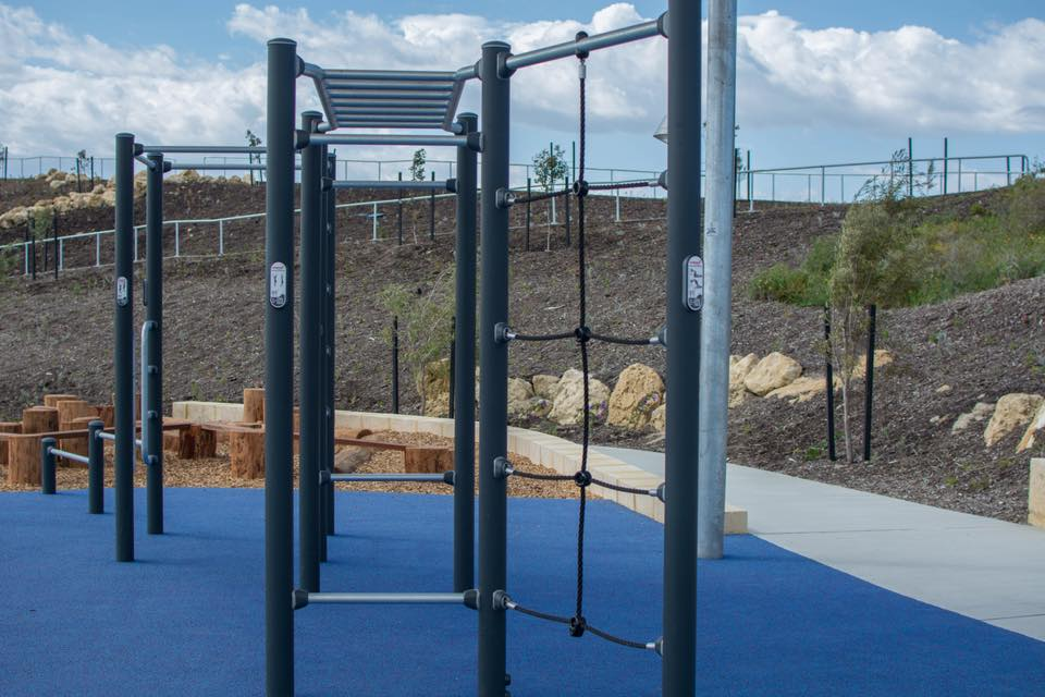 Alkimos Beach Fitness Park