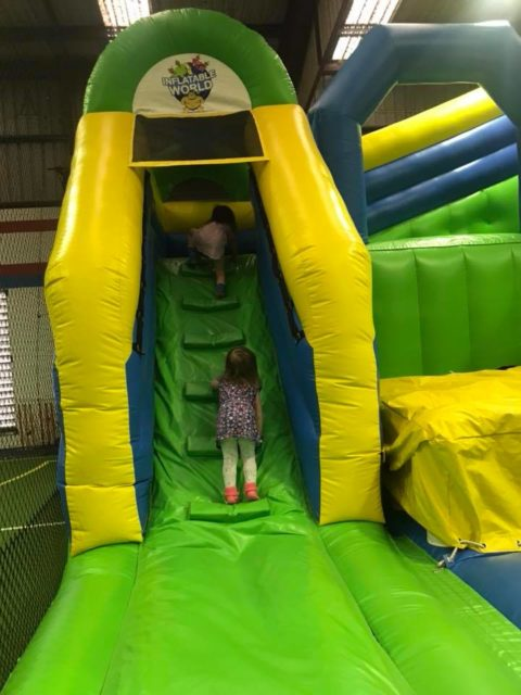 Inflatable World, Ballajura
