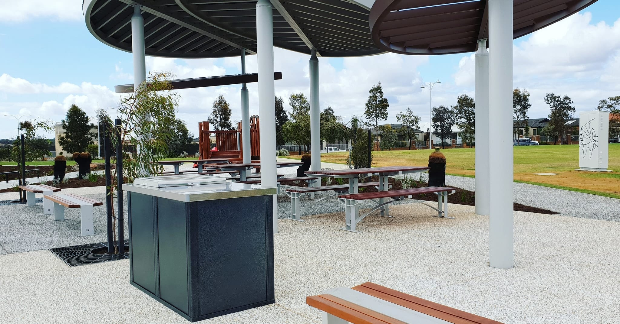 Banksia Grove Skate Park