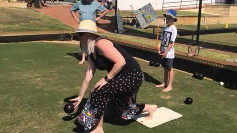 Osborne Park Bowling – Barefoot Bowling
