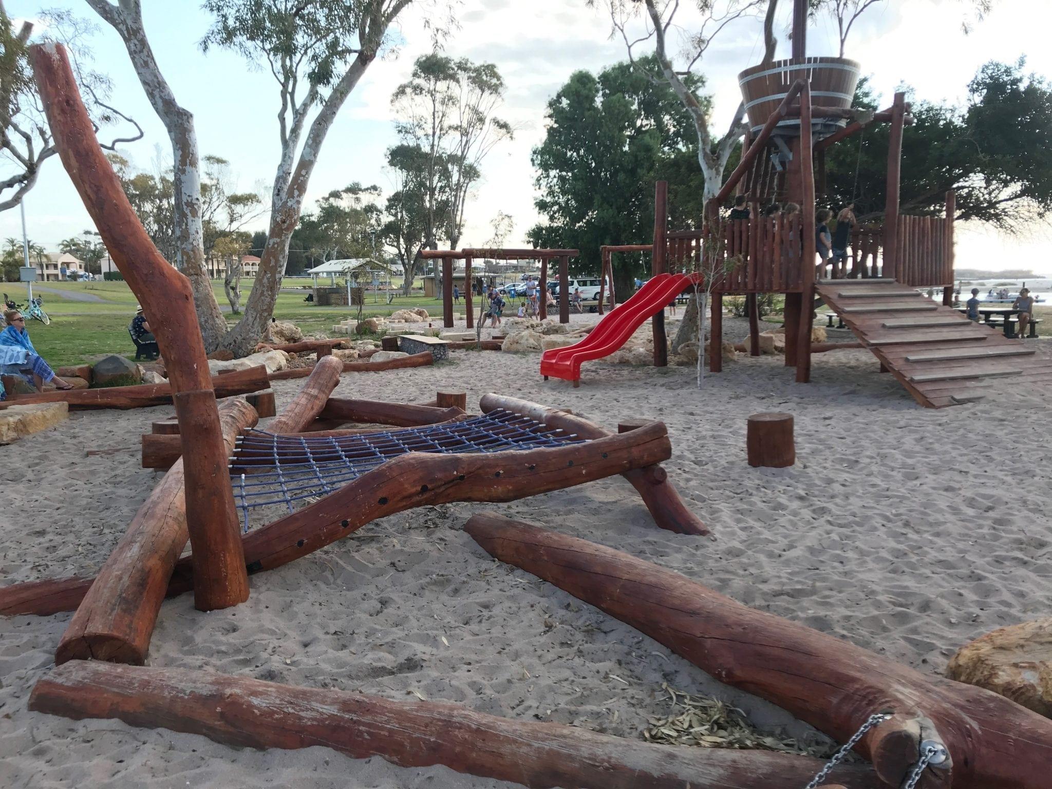 kalbarri playground