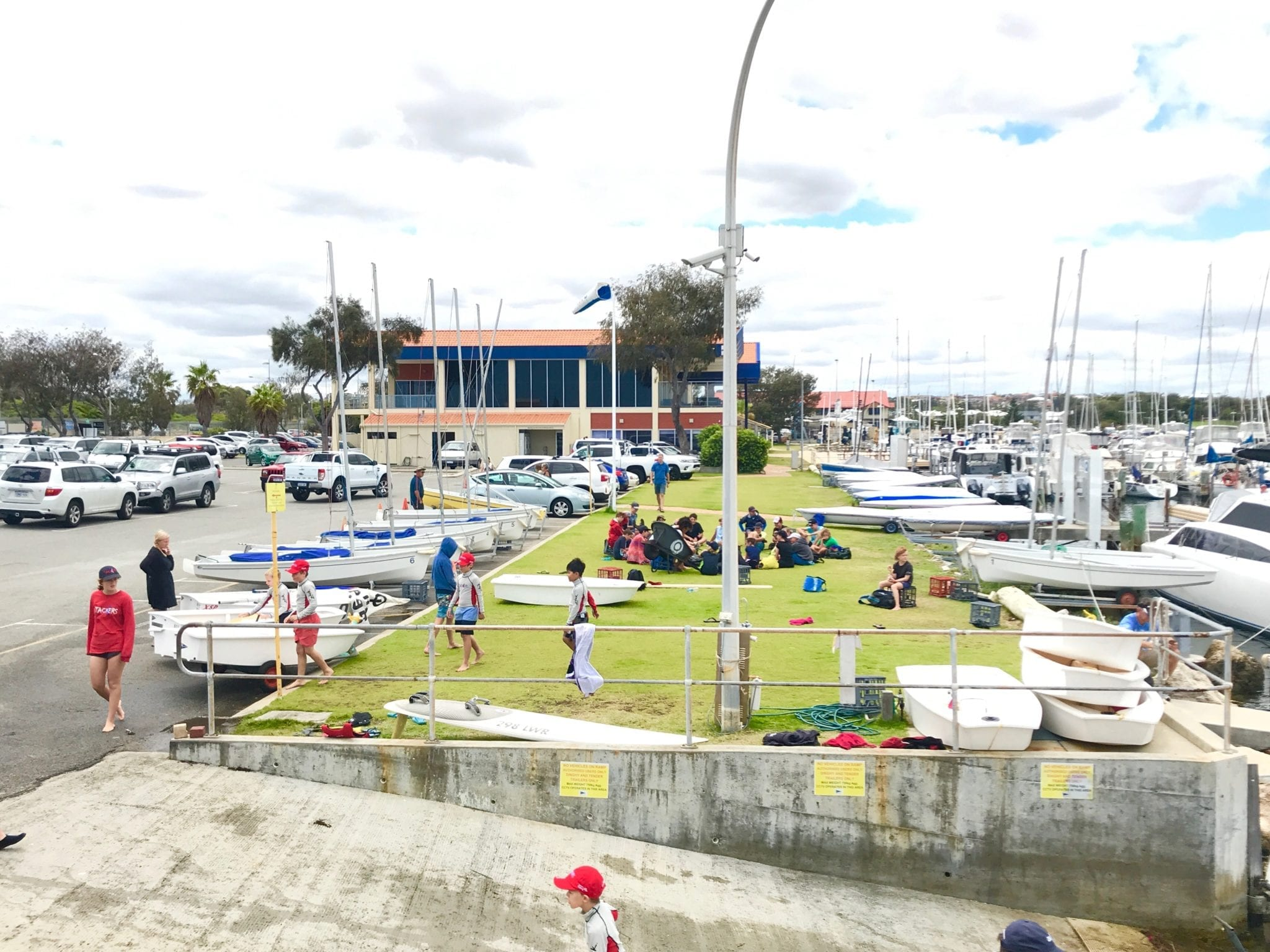 kids sailing perth tiny tackers_0998