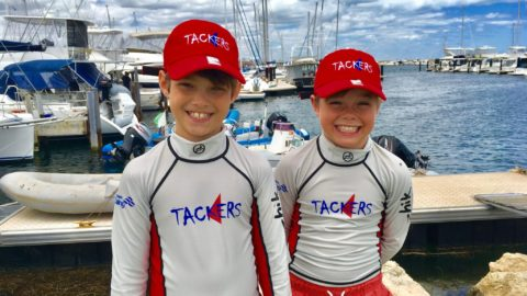 Kids Sailing Perth – Tiny Tackers at Hillarys Yacht Club