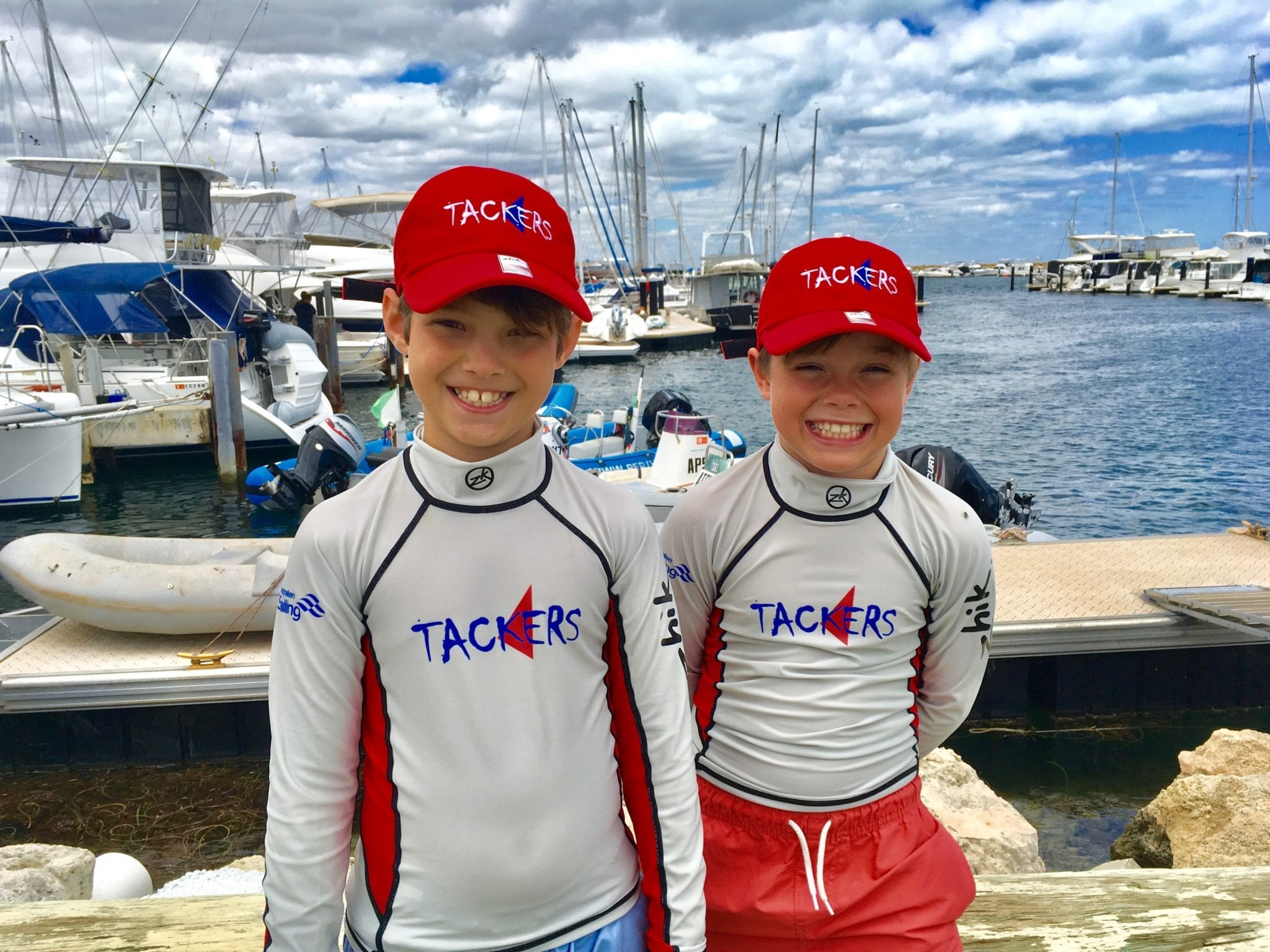 kids sailing perth