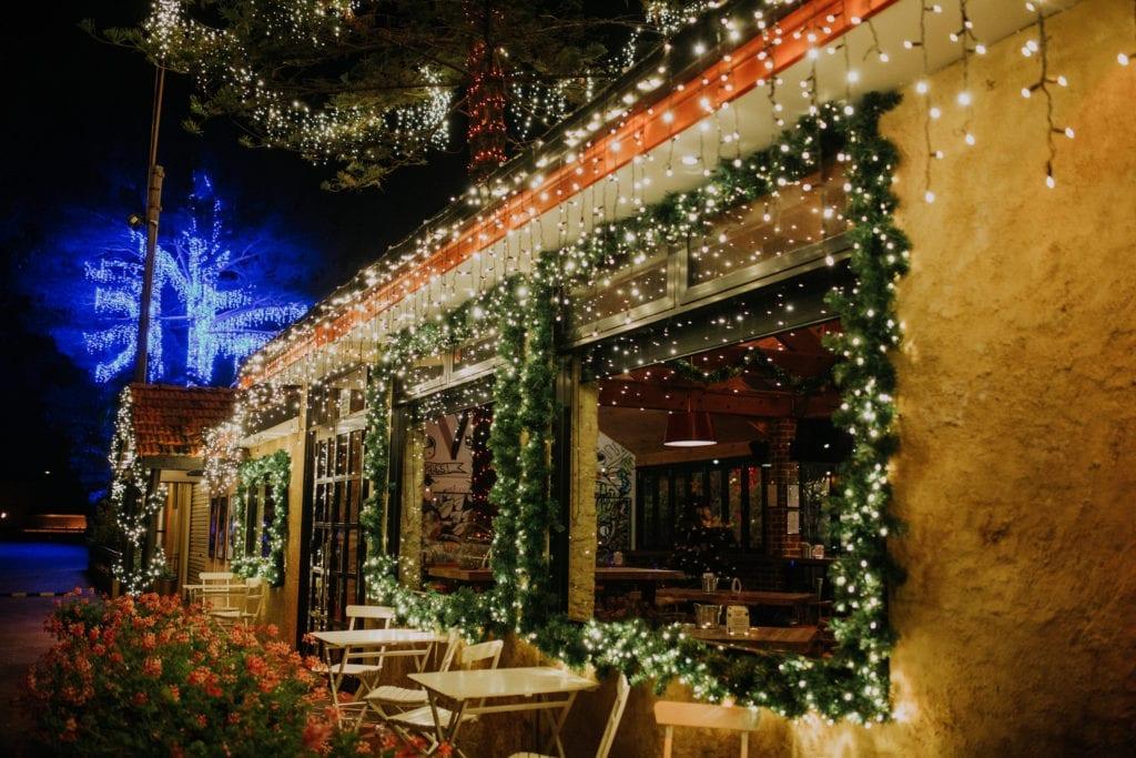 wanneroo botanical gardens magic of Christmas