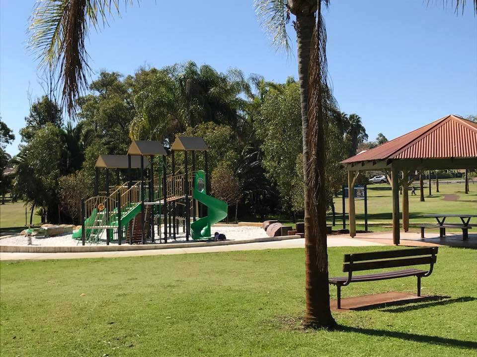 Gascoyne Park, Woodvale