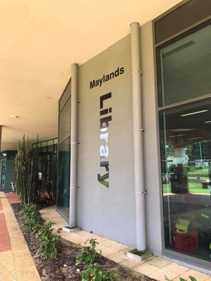 Maylands Library, Maylands