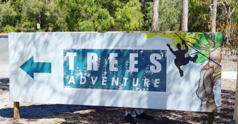 Trees Adventure, Yanchep National Park