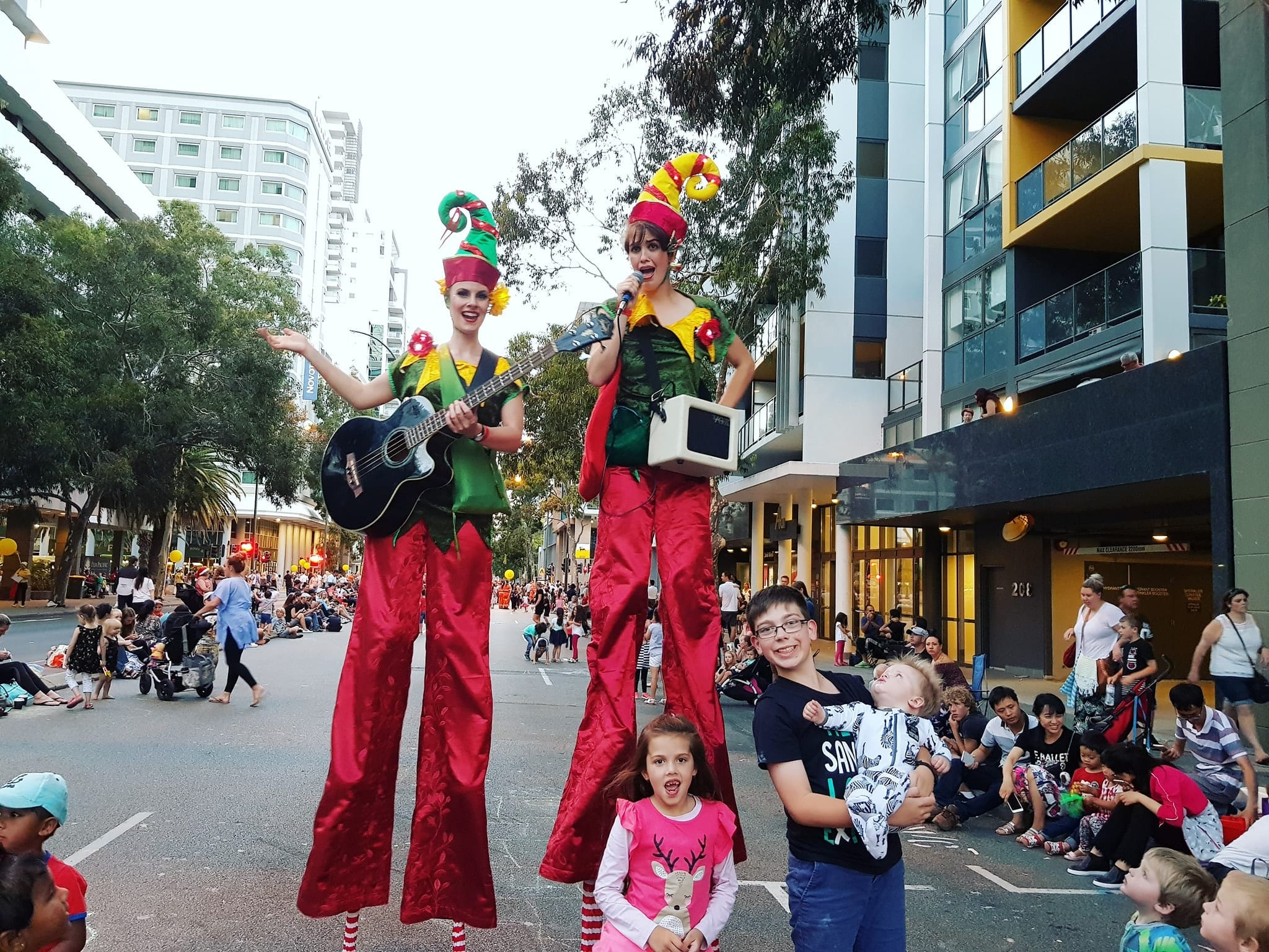 RAC Christmas Pageant
